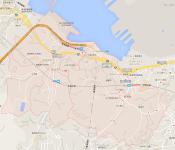谷戸モデル地区マップ